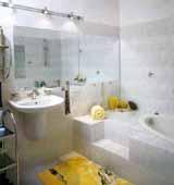 Общие рекомендации по дизайну маленькой ванной комнаты