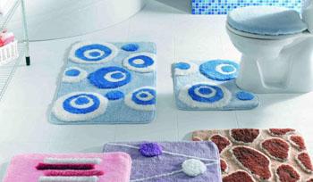 детские коврики в ванную