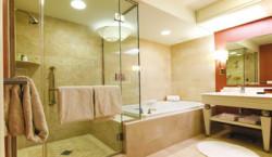 Техника безопасности при освещении ванной