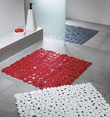 Преимущества резиновых ковриков