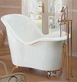 Преимущества использования отдельностоящих ванн