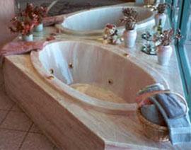 Особенности использования литьевой ванны