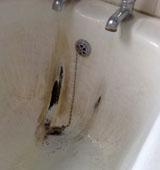 Методы восстановления покрытия чугунных ванн