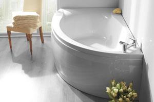 Преимущества и недостатки маленьких акриловых ванн