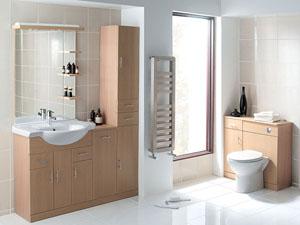 Какой должна быть мебель в ванную комнату