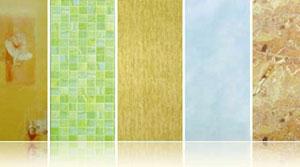 Разновидности панелей для ванной комнаты фото