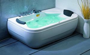 Виды ванн с гидромассажем