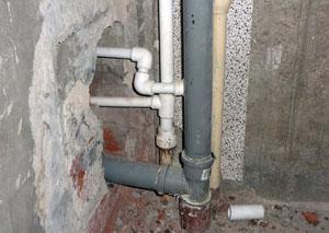 Замена стояков водоснабжения в квартире