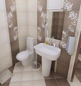 Особенности интерьера различных ванных комнат