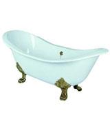 Характеристики стальных ванн