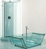 Основные виды прозрачных ванн