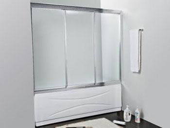 Уход за стеклянными шторками