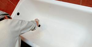 Как выполняется эмалировка ванн