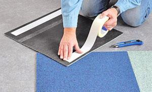 Что такое ковровая плитка и сфера применения