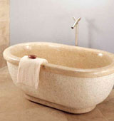 Характеристики ванны, выполненной из искусственного камня