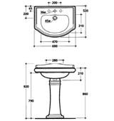 Современные раковины для ванной