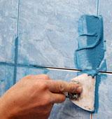 Технология затирки швов для керамической плитки