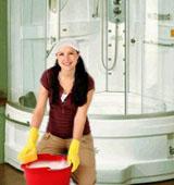 Чем лучше чистить душевую кабину