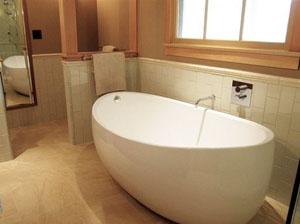 Классическая овальная ванна