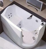 Преимущества и недостатки сидячих чугунных ванн
