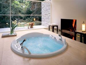 Из чего создаются ванны джакузи